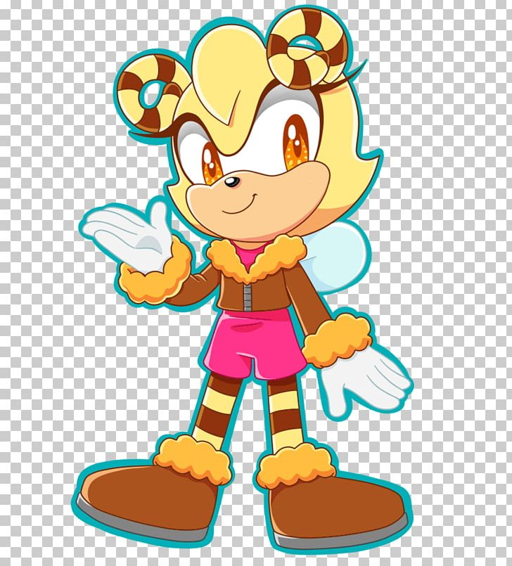 Charmy clipart