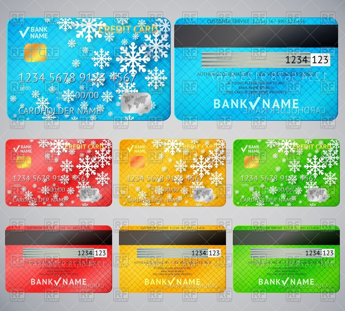 Chase bank clipart image transparent download Plastic debit card - templates of credit cards Vector Image #40170 ... image transparent download