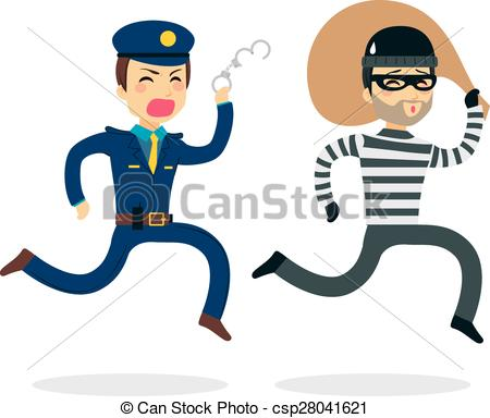 Chase clipart jpg free download Police chase Stock Illustrations. 143 Police chase clip art images ... jpg free download