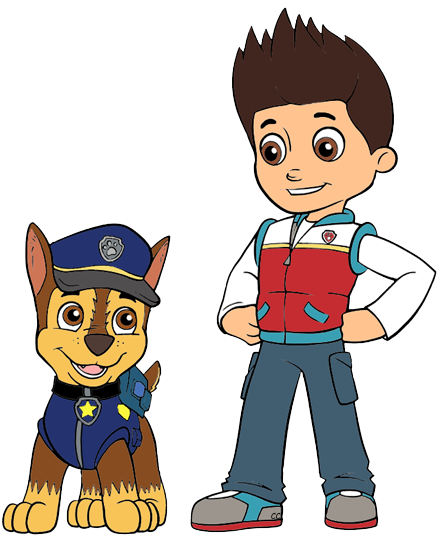 Chase paw patrol clipart transparent library Paw Patrol Clip Art Images | Cartoon Clip Art transparent library
