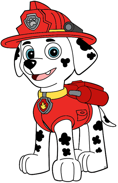 Chase paw patrol clipart freeuse stock Paw Patrol Clip Art Images | Cartoon Clip Art freeuse stock
