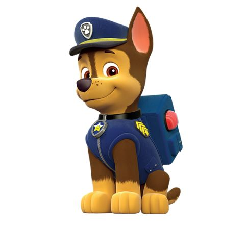Chase the dog from paw partols clipart picture free download paw patrol chase | paw-patrol-chase-character-main-550x510.png ... picture free download