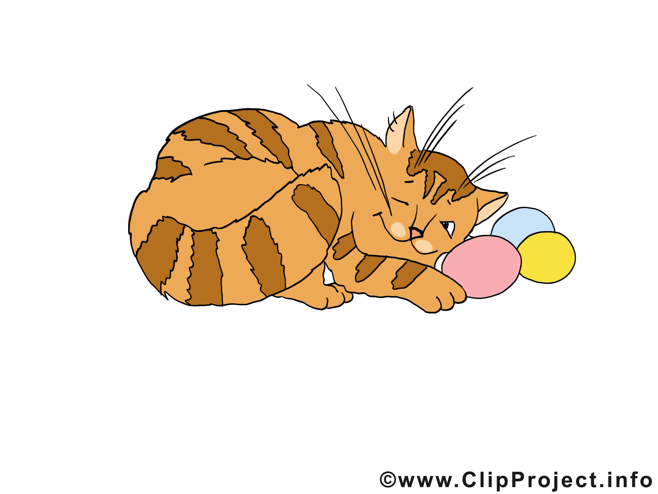 Chat clipart gratuit clipart freeuse download Chats - Clipart images télécharger gratuit clipart freeuse download