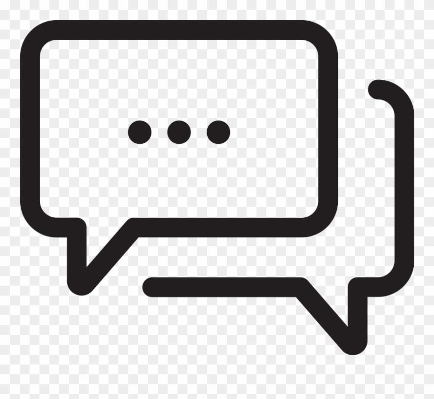 Chat clipart transparent