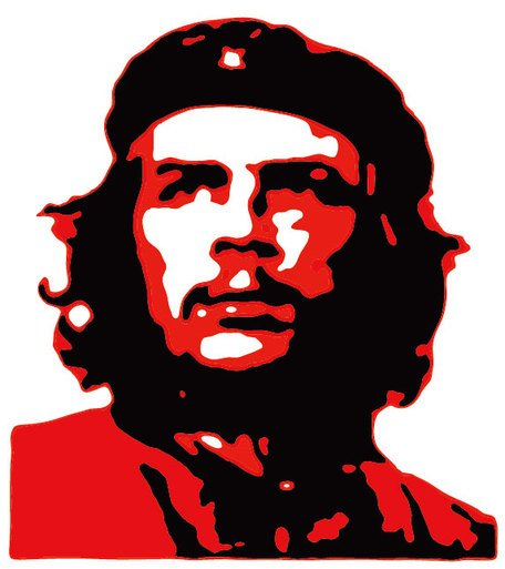 Che clipart clip black and white library Free Che Guevara classic Clipart and Vector Graphics - Clipart.me clip black and white library