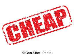 Cheap clipart