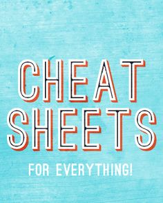 Cheat sheet clipart - ClipartFox png freeuse library