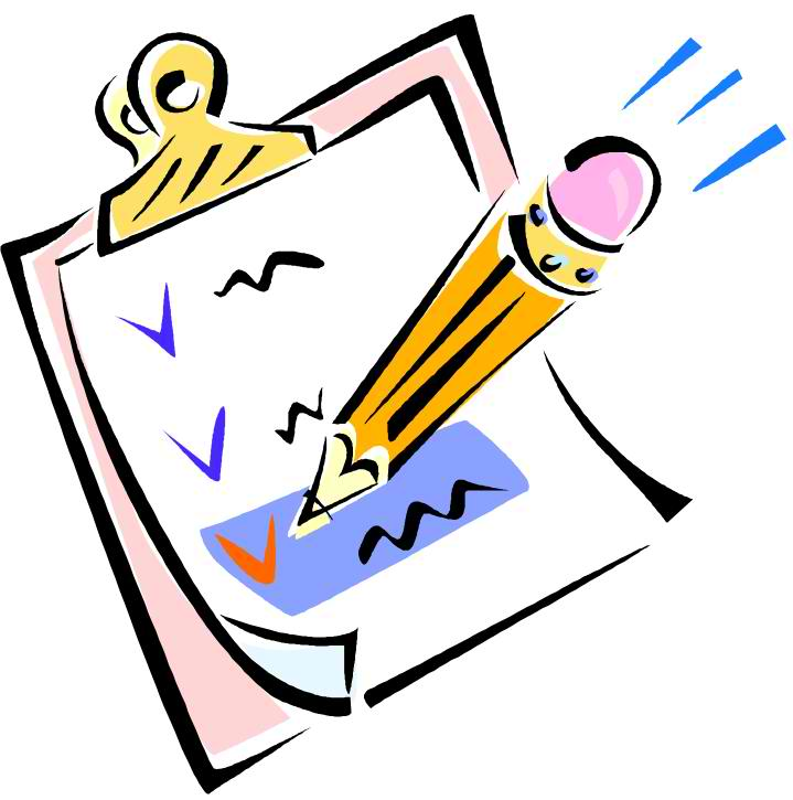 Check list clip art svg royalty free stock Checklist Clipart - Clipart Kid svg royalty free stock