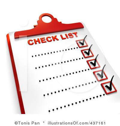 Check list clip art banner library stock Checklist clip art - ClipartFest banner library stock
