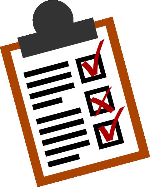 Check list clip art svg royalty free stock Checklist 20clipart | Clipart Panda - Free Clipart Images svg royalty free stock