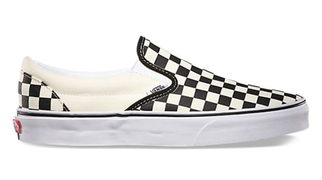 Checker board vans clipart clip library library How Your New Favorite Sneakers Became Popular: Vans Classic Slip-ons ... clip library library