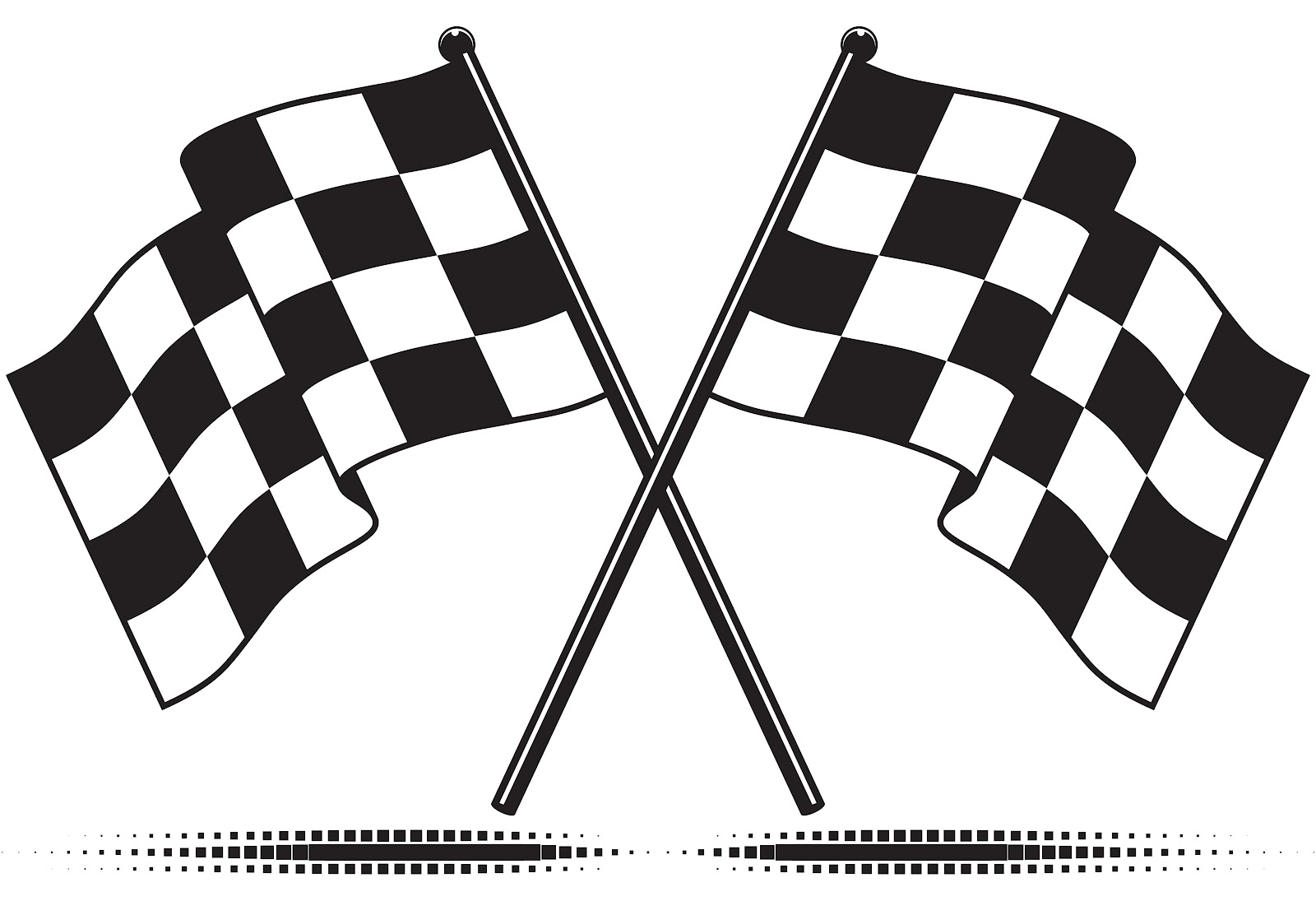Checkered flag clipart free graphic royalty free stock 90+ Checkered Flag Clip Art | ClipartLook graphic royalty free stock