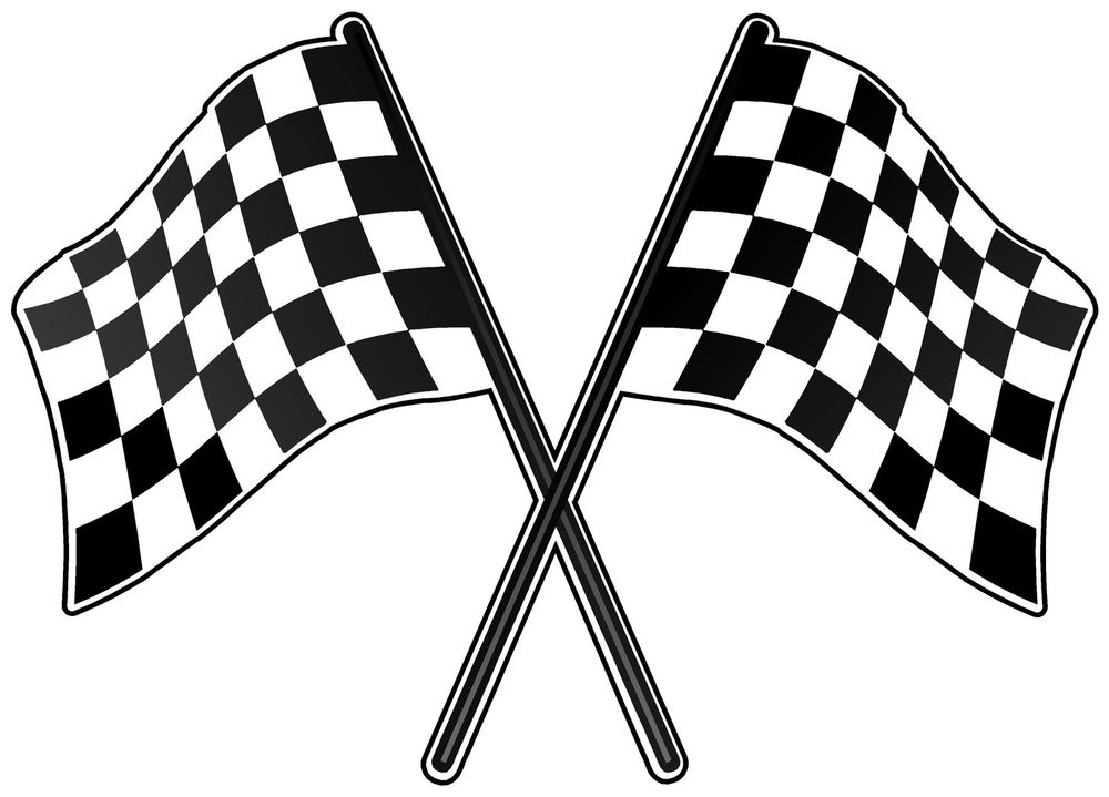 Checkered flag clipart free clip black and white library Racing Flag Clipart | Free download best Racing Flag Clipart on ... clip black and white library
