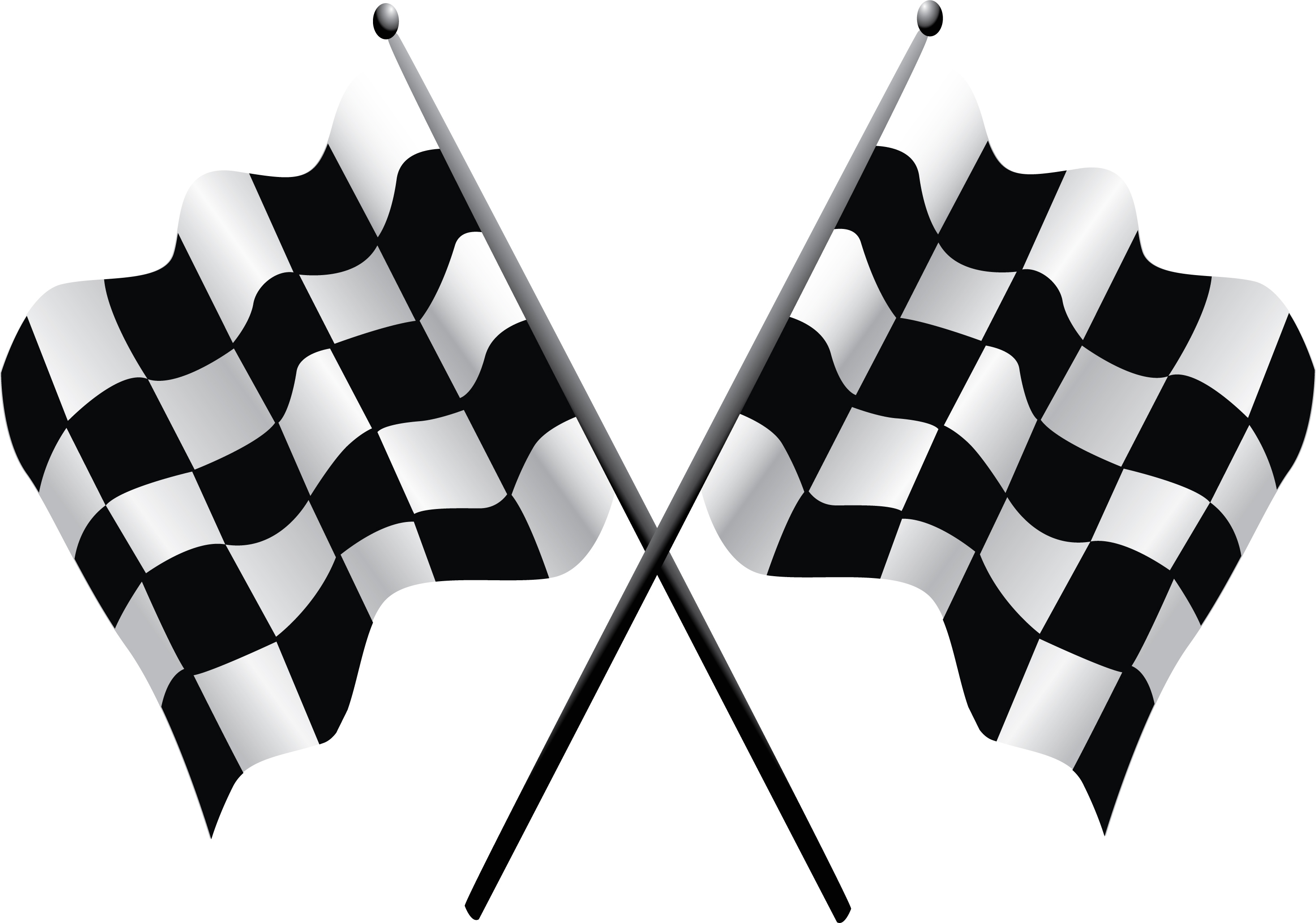 Checkered flags clipart free vector Free Racing Flags, Download Free Clip Art, Free Clip Art on Clipart ... vector