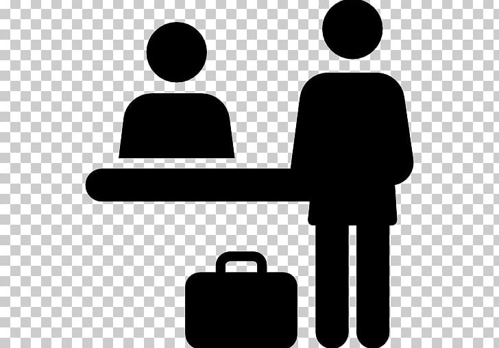 Checking into hotel clipart black and white image transparent Hotel Airport Check-in Computer Icons Suite PNG, Clipart, Airline ... image transparent