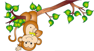 Cheeky clipart clip transparent Cheeky Monkey Clipart | Free Images at Clker.com - vector clip art ... clip transparent