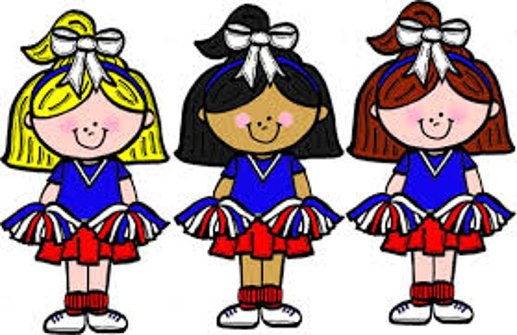 Cheer leaders clipart svg library download Free Cheerleading Images, Download Free Clip Art, Free Clip Art on ... svg library download