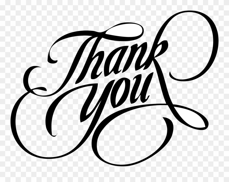 Thank you clipart black and white clipart freeuse stock Dj Clipart Black And White Congratulations Thank You Png Cheerful ... clipart freeuse stock