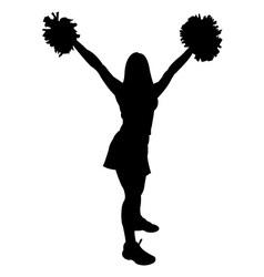 Cheerleader vector clipart vector free Cheerleading Clip Art Vector Images (45) vector free