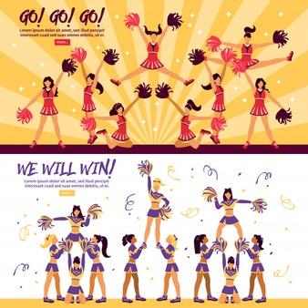 Cheerleader vector clipart png free download Cheerleader Vectors, Photos and PSD files | Free Download png free download