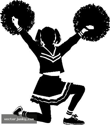 Clipart cheerleading image transparent download Cheerleader free cheerleading clip art black and white on dayasrionp ... image transparent download