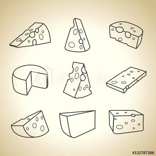 Cheese drawn isolated clipart graphic freeuse library draw cheese – topstudent.co graphic freeuse library