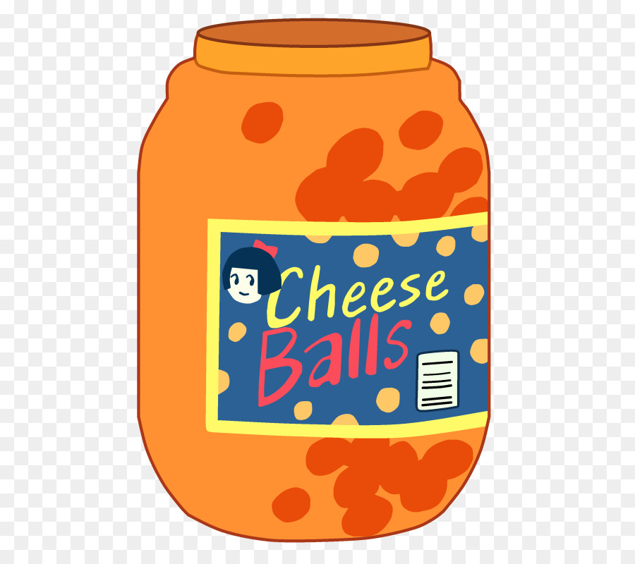 Cheese puffs clipart clip art library library Cheese Cartoon clipart - Product, Orange, Food, transparent clip art clip art library library