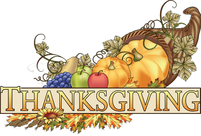 Happy thanksgiving clipart black and white library Happy Thanksgiving Clip Art, Free Thanksgiving ClipArt 2017 Graphics black and white library