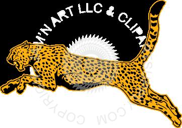 Cheetas clipart picture transparent Cheetah 20clip 20art | Clipart Panda - Free Clipart Images | Kiddos ... picture transparent