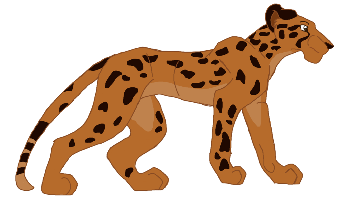 Cheetah book clipart image library Cheetah Cub Clipart at GetDrawings.com | Free for personal use ... image library