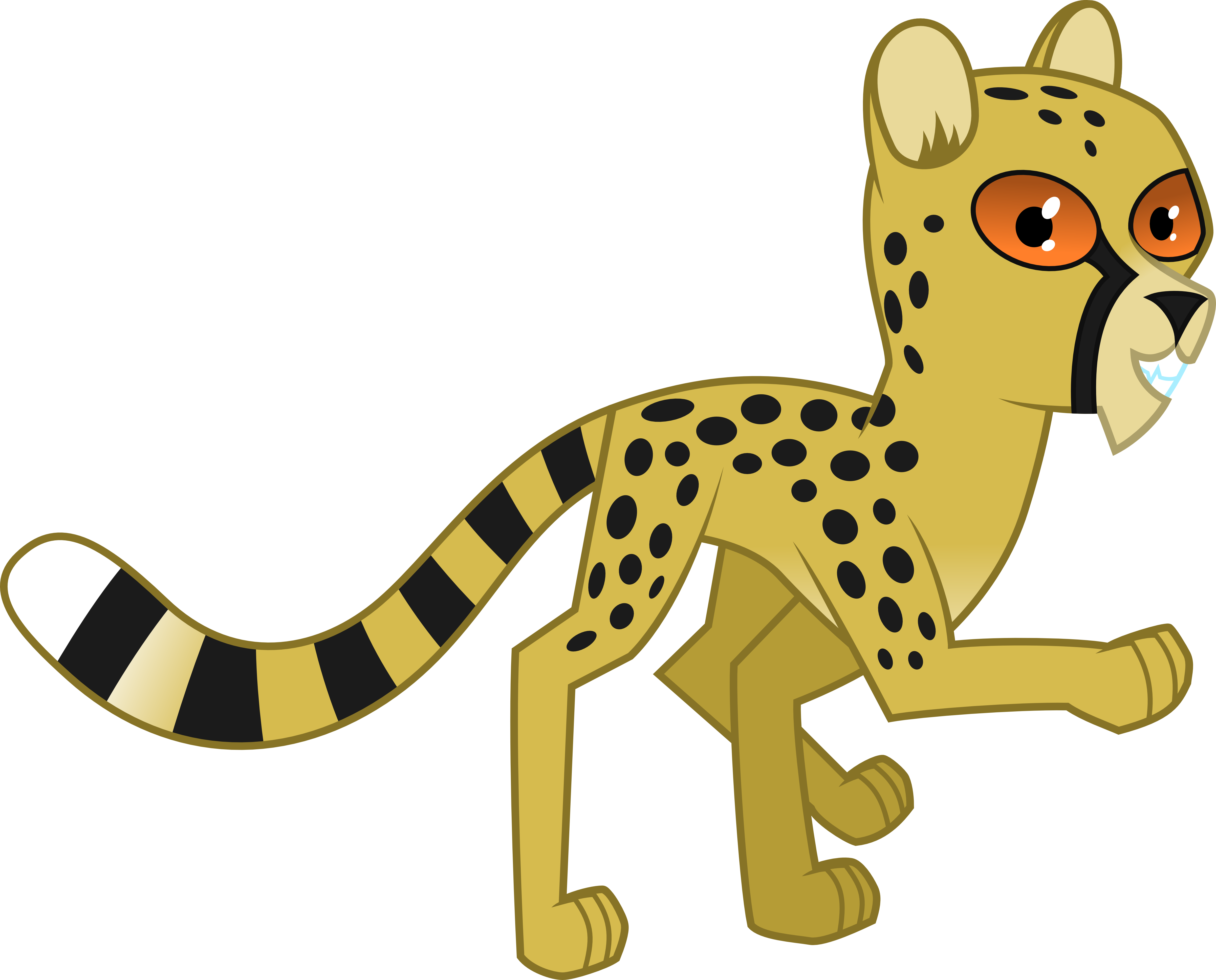 Cheetah book clipart stock Cheetah Running Clipart at GetDrawings.com | Free for personal use ... stock