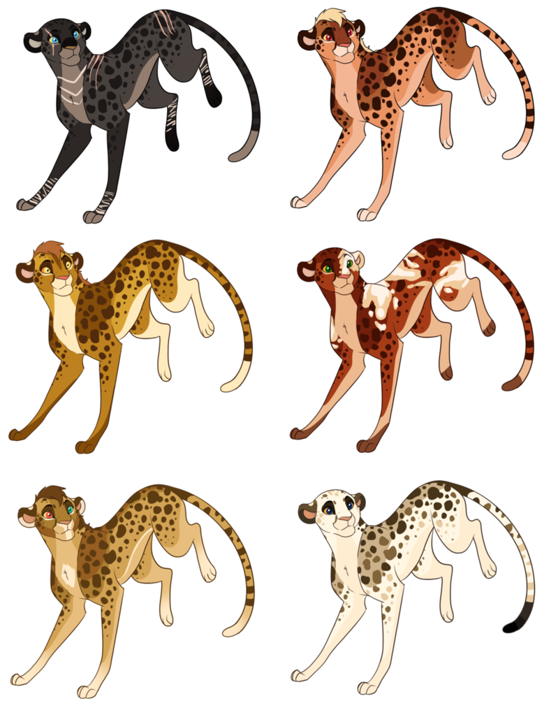Cheetah book clipart png black and white stock Cheetah Cub Clipart at GetDrawings.com | Free for personal use ... png black and white stock