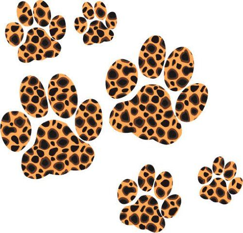 Cheetah paw print clipart banner freeuse Cheetah clipart paw, Cheetah paw Transparent FREE for download on ... banner freeuse
