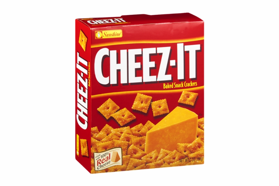 Cheezeits clipart vector library library Cheez-it® Original Baked Snack Crackers - White Cheddar Cheez Its ... vector library library