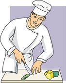 Chef chopping clipart clip library library Search Results for Chopping - Clip Art - Pictures - Graphics ... clip library library