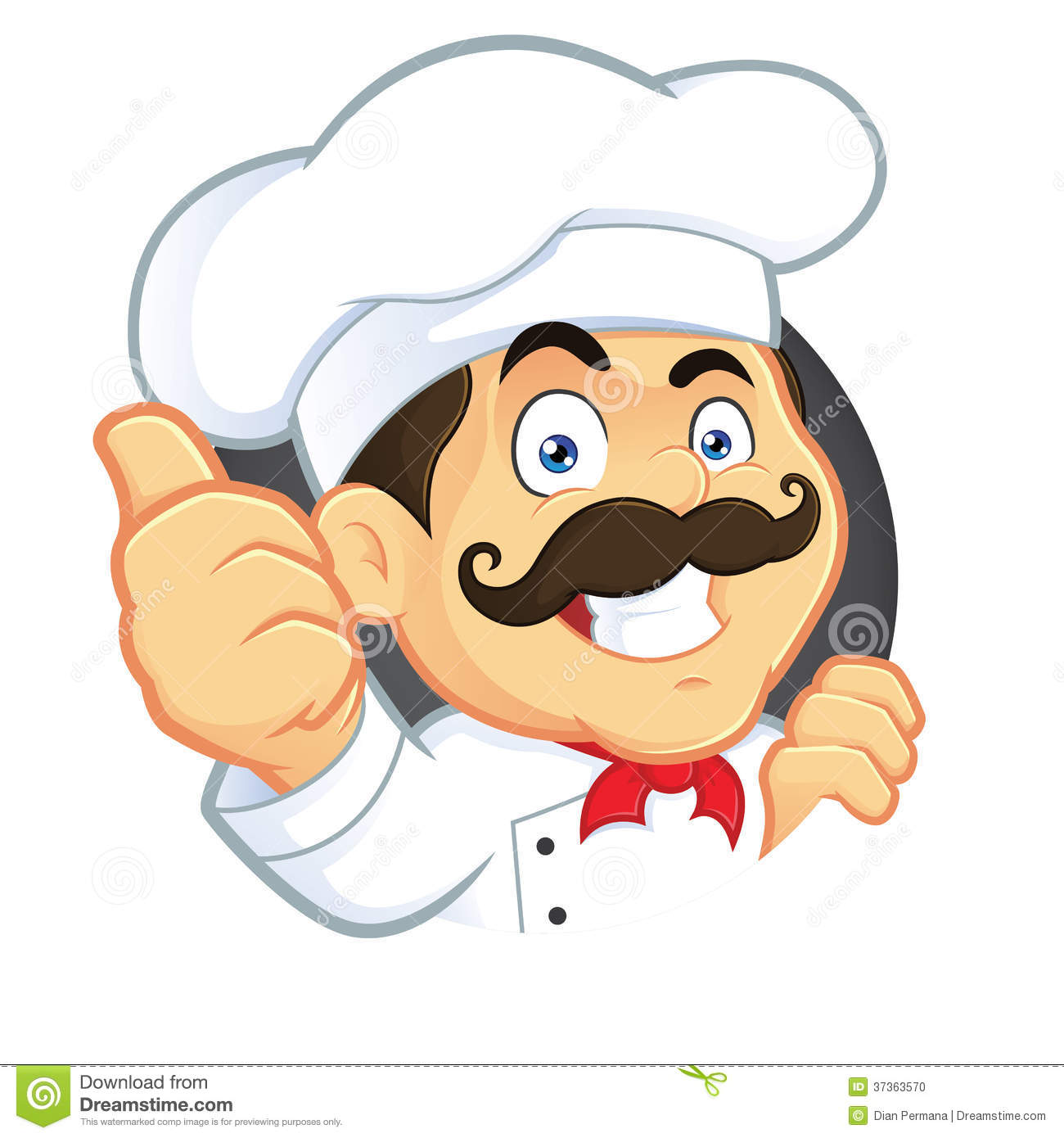 Chef clipart jpg library stock Chef Clipart - Clipart Kid jpg library stock