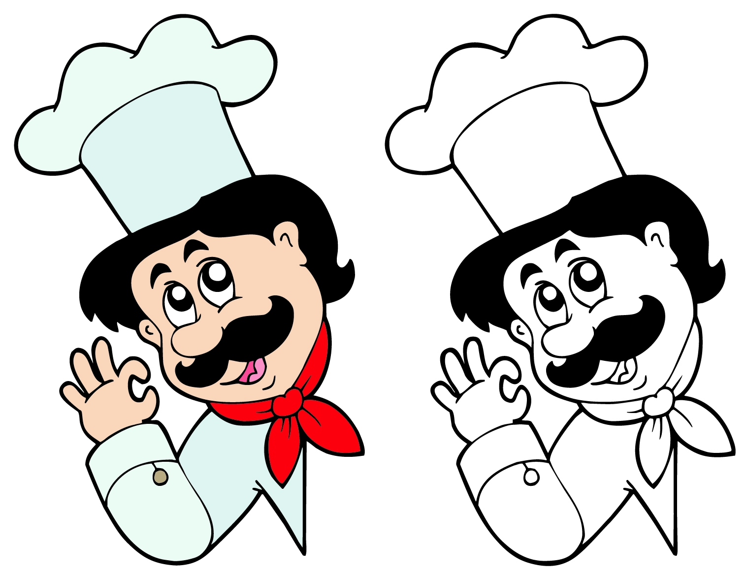 Chef clipart clip art transparent library Chef Clipart & Chef Clip Art Images - ClipartALL.com clip art transparent library