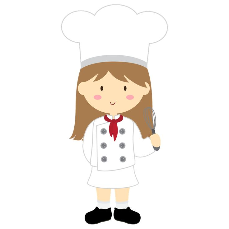 Chef clipart girl jpg library Chef clipart girl - ClipartFest jpg library