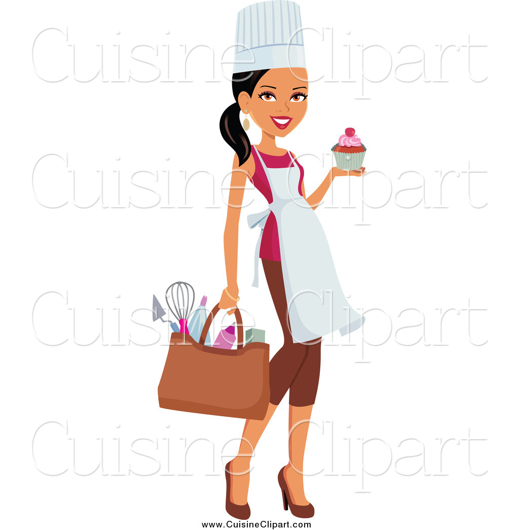 Chef clipart girl svg download Woman Chef Clipart - Clipart Kid svg download