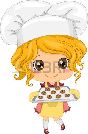 Chef clipart girl svg royalty free stock 3,736 Female Chef Stock Vector Illustration And Royalty Free ... svg royalty free stock