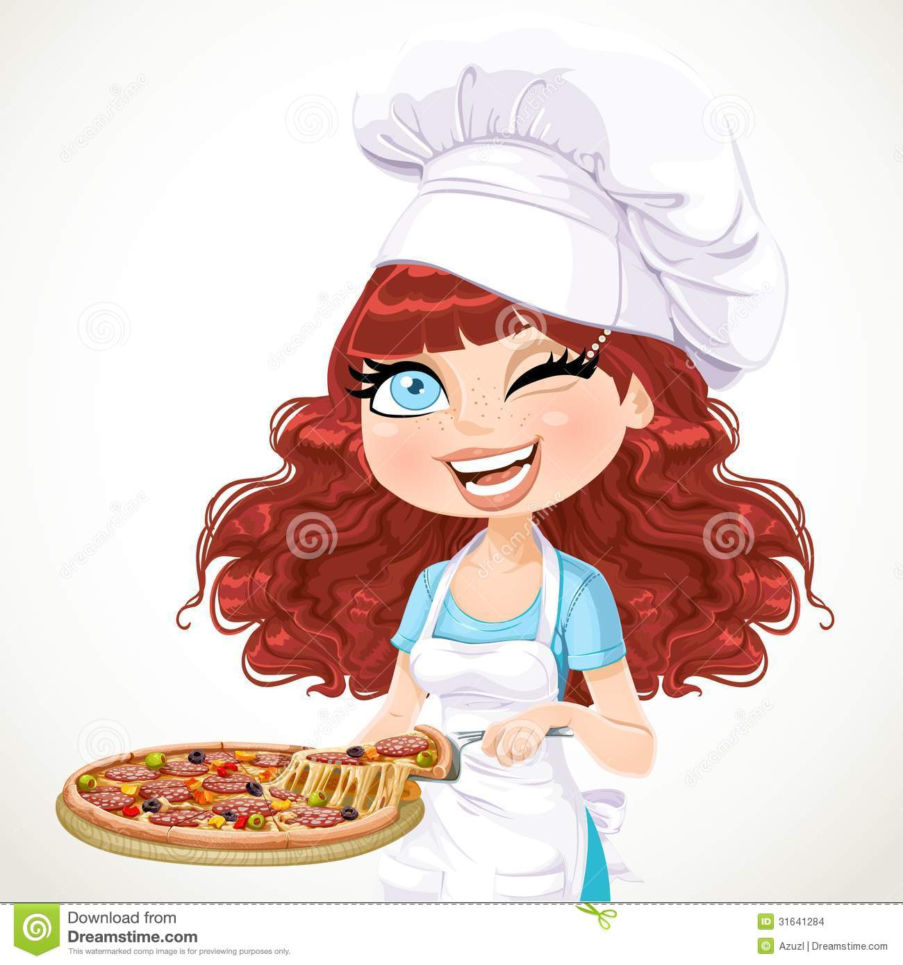 Chef clipart girl png free library Cute Girl Chef Clipart - Clipart Kid png free library
