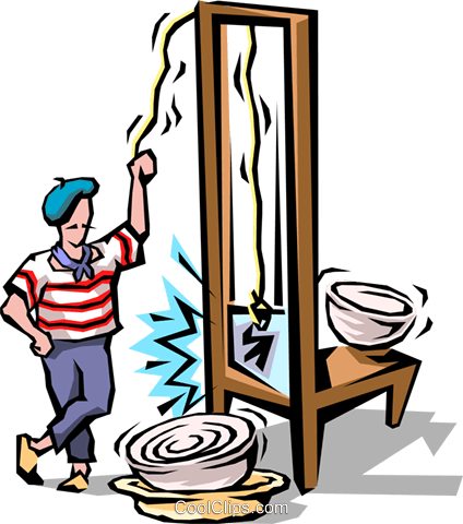 Guillotine clipartfest with royalty. Chef clipart no watermark