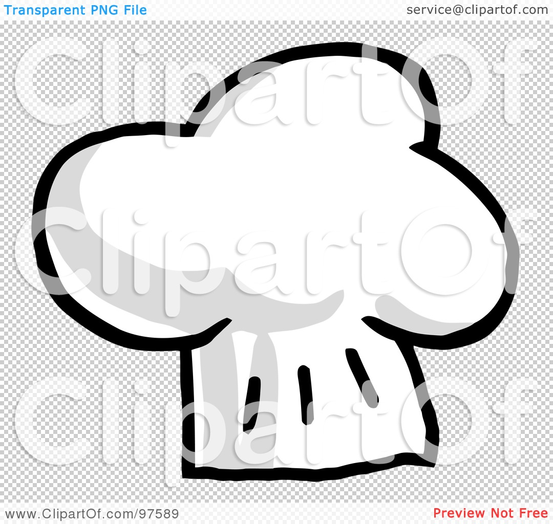 Chef clipart no watermark clip art black and white Chef clipart no watermark - ClipartFest clip art black and white
