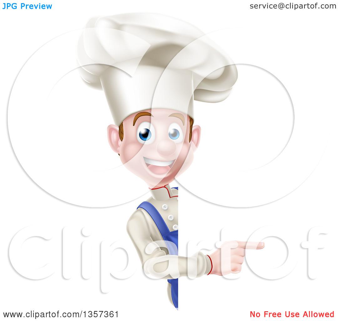 Chef clipart no watermark clip black and white library Chef clipart pointing no watermark - ClipartFox clip black and white library