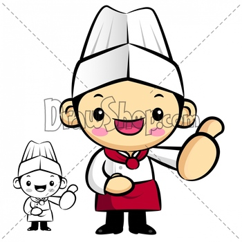 Chef clipart no watermark vector free Woman chef clipart images no watermark - ClipartFox vector free