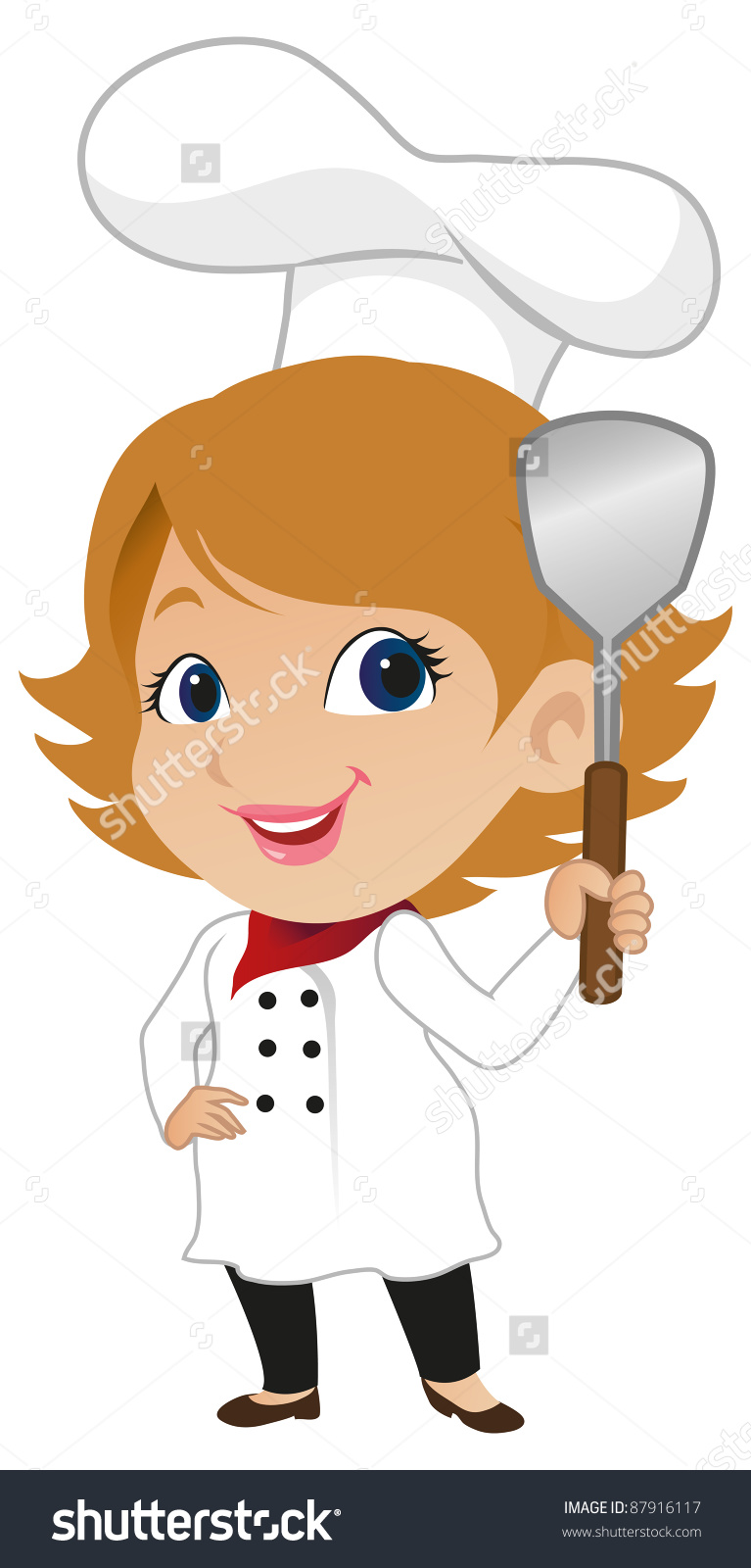 Chef clipart no watermark image library Woman chef clipart images no watermark - ClipartFest image library
