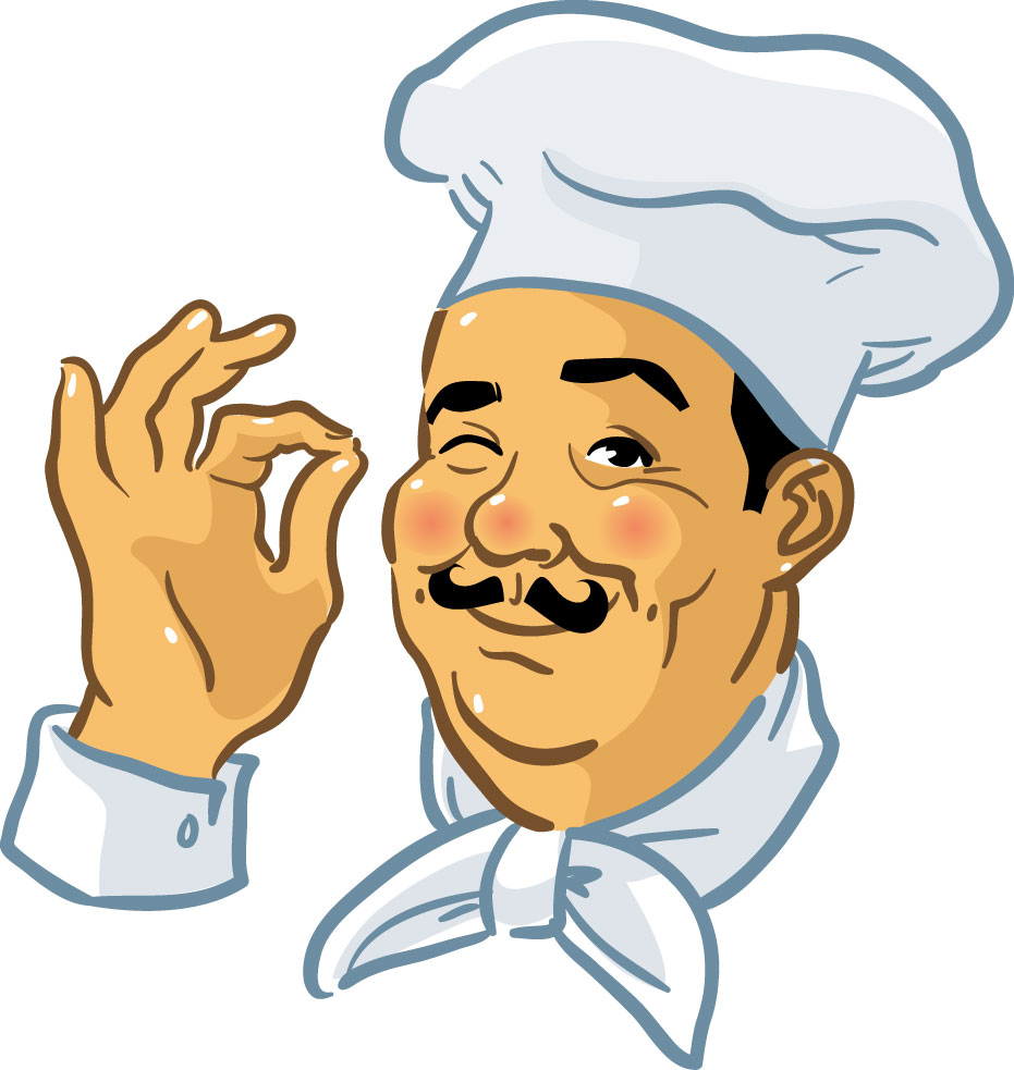 Chef cliparts freeuse library Italian Chef Clipart - Clipart Kid freeuse library
