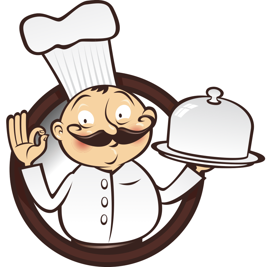 Cook book clipart svg free library Chef Clip Art - The Cliparts svg free library
