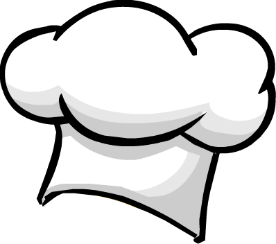Chef hat clipart png vector stock Transparent Chefs Hats Clipart - Clipart Kid vector stock