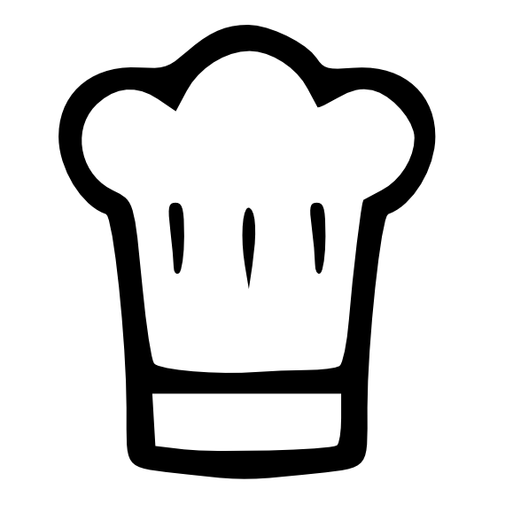 Chef hat clipart png picture library Transparent Chefs Hats Clipart - Clipart Kid picture library